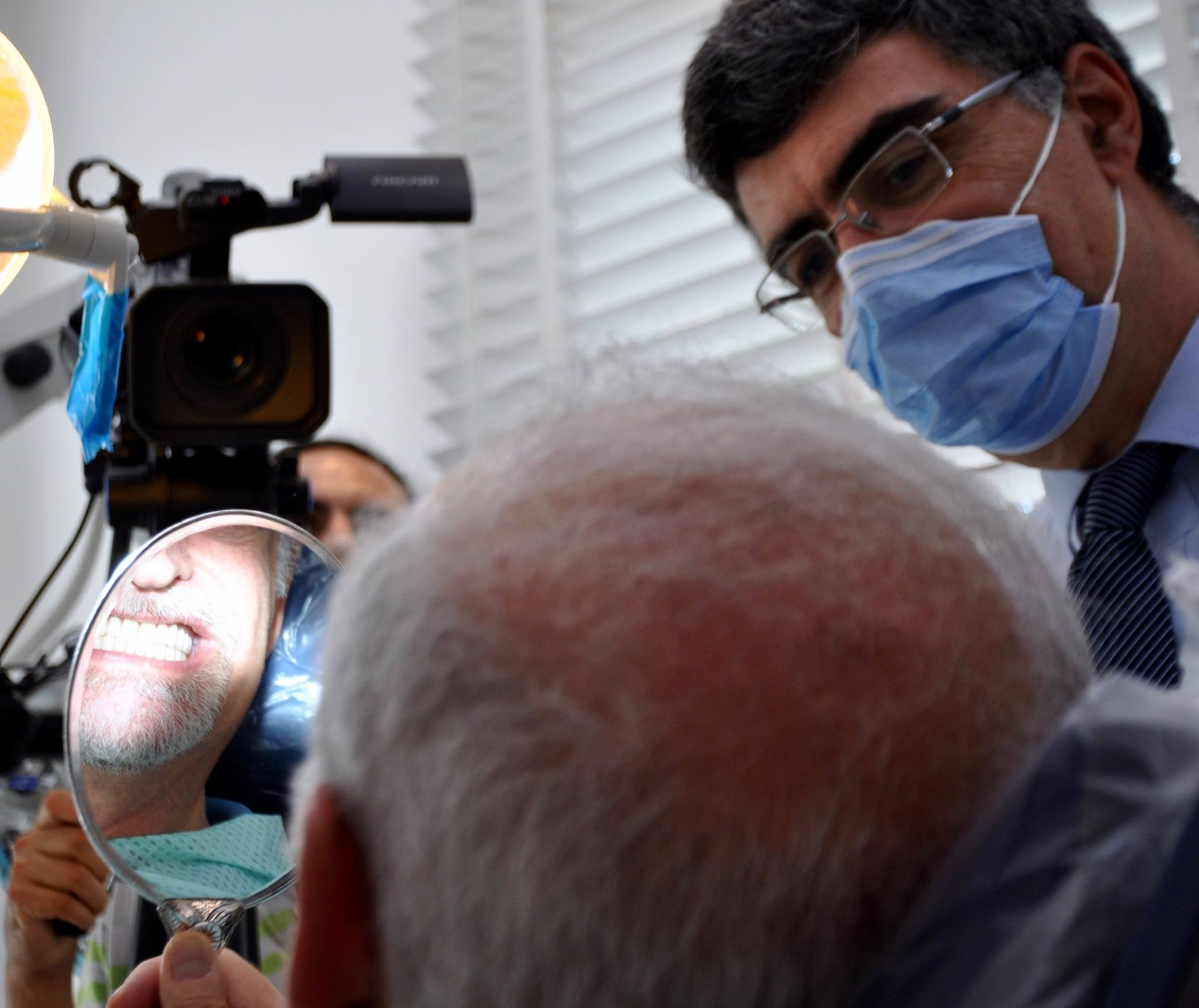 Photos from our Master Course in prosthetic implantology and immediate loading